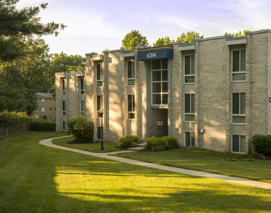 New Carrollton Woods Apartments Md
